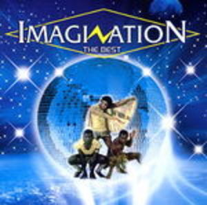IMAGINATION - THE BEST (CD)