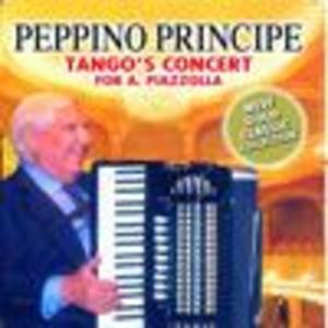 PEPPINO PRINCIPE - TANGO'S CONCERT FOR PIAZZOLLA (CD)