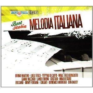 BEST ITALIA - MELODIA ITALIANA BY RADIO ITALIA (CD)