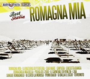 BEST ITALIA - ROMAGNA MIA (CD)