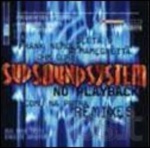 SUD SOUND SYSTEM - NO PLAYBACK (CD)
