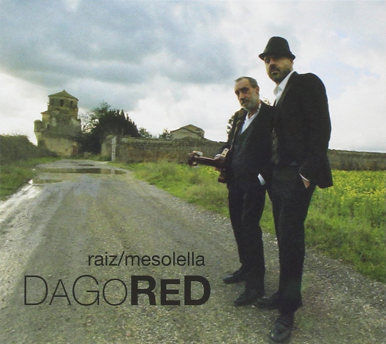 RAIZ / MESOLELLA - DAGO RED (CD)