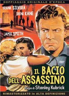 IL BACIO DELL'ASSASSINO (DVD)