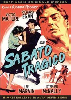 SABATO TRAGICO (DVD)