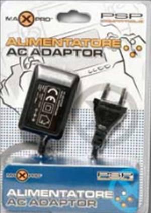 ALIMENTATORE AC ADAPTOR PSP MAXPRO