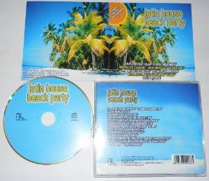 LATIN HOUSE (CD)