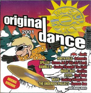 ORIGINAL DANCE 2001 (CD)