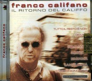 FRANCO CALIFANO - IL RITORNO DEL CALIFFO (CD)