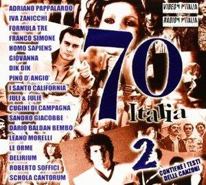 70 ITALIA VOL.2 (CD)