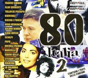 80 ITALIANA VOL.2 (CD)
