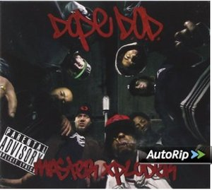 DOPE D.O.D. - MASTER XPLODER -DIGIPACK (CD)