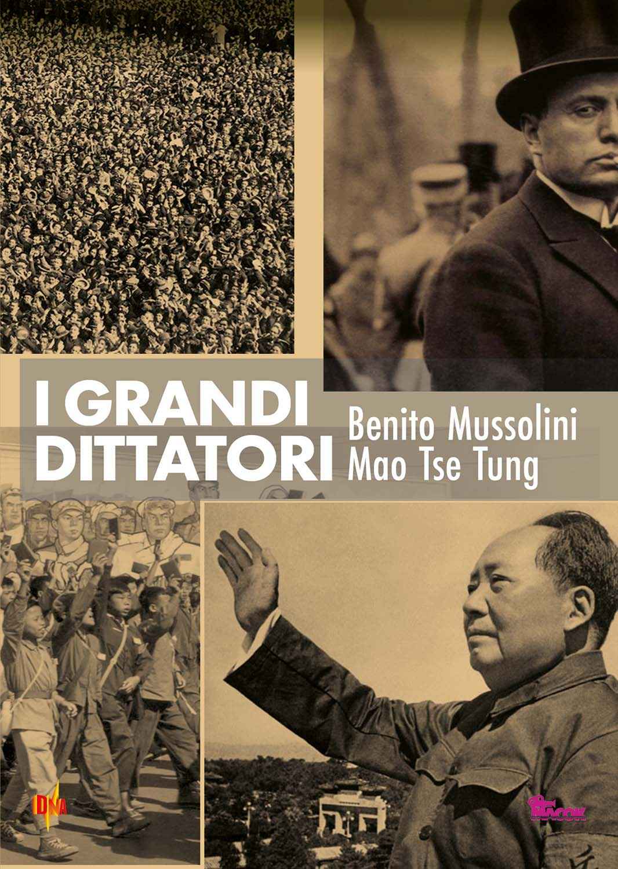I GRANDI DITTATORI - MUSSOLINI / MAO (DVD)