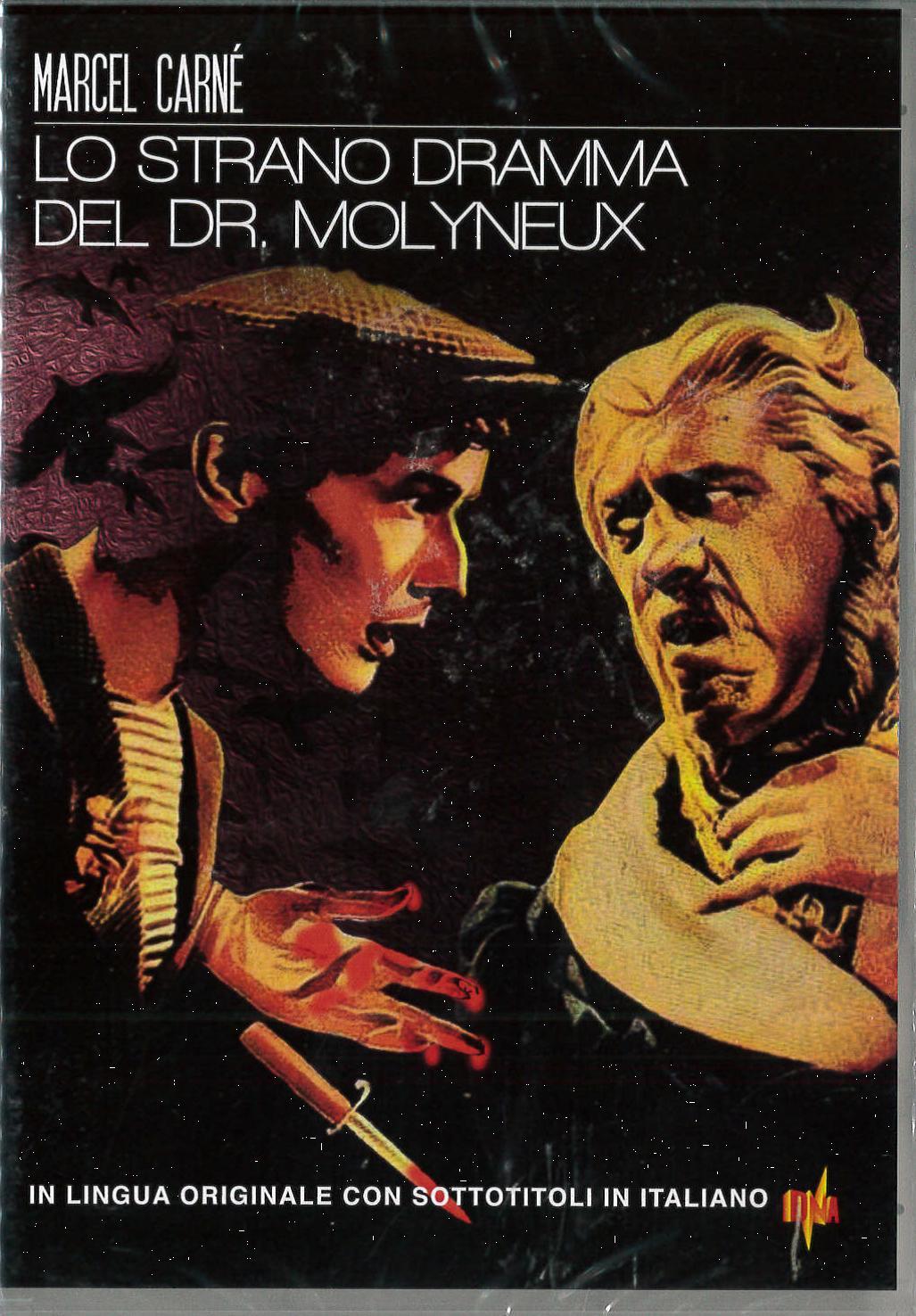 LO STRANO DRAMMA DEL DOTTOR MOLINEAUX (DVD)