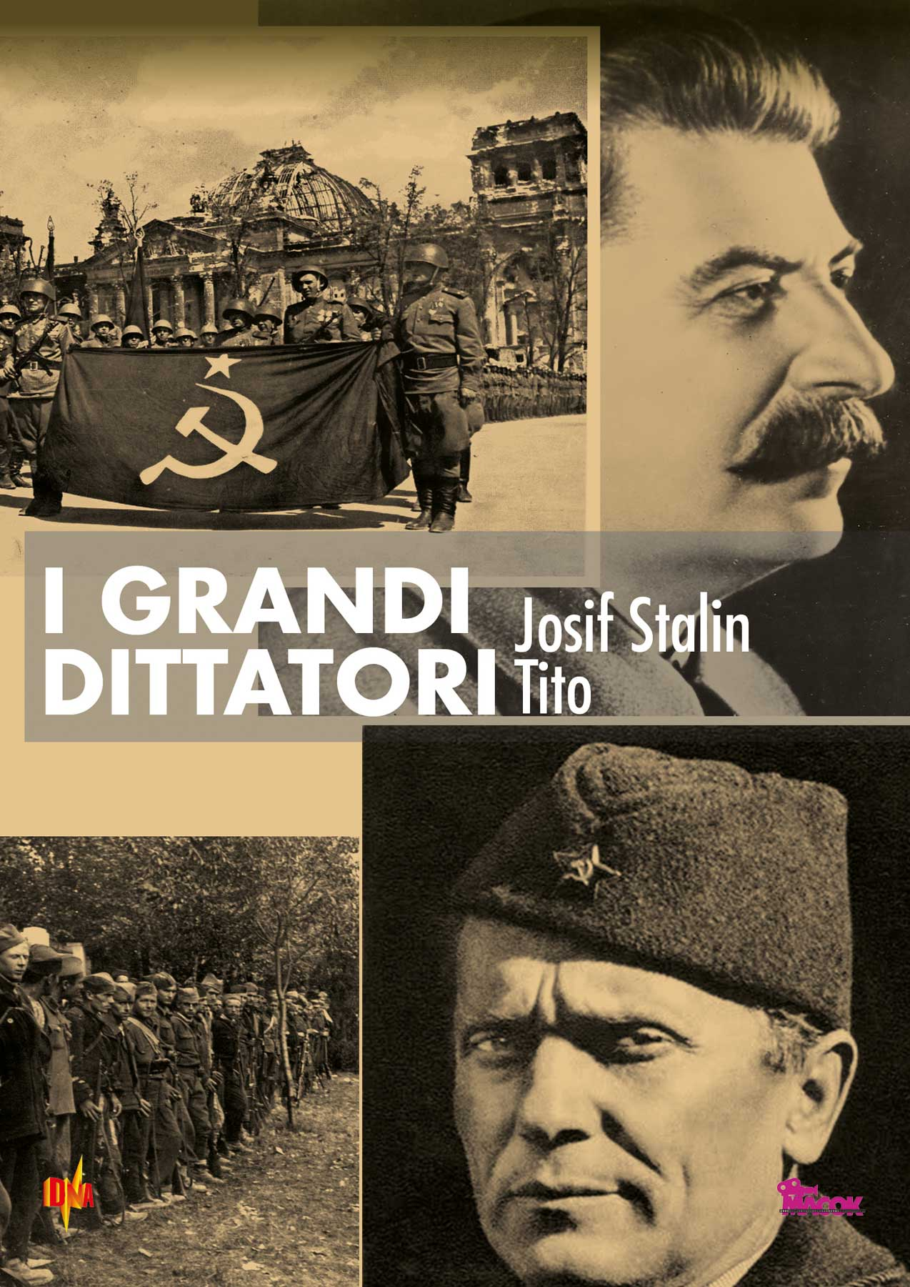 I GRANDI DITTATORI - STALIN / TITO (DVD)