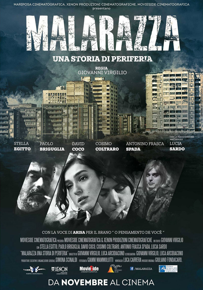 MALARAZZA (DVD)