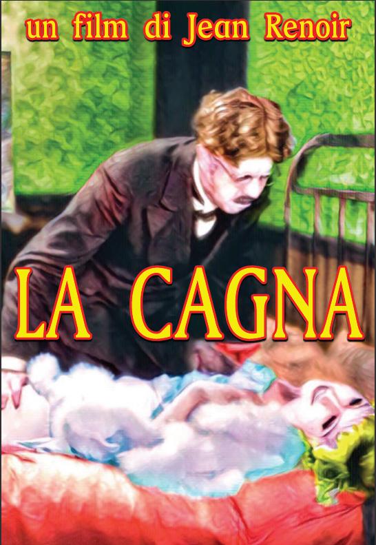 LA CAGNA (LINGUA ORIGINALE) (DVD)