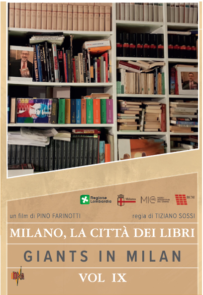 GIANTS IN MILAN #09 - LA CITTA' DEI LIBRI (DVD)