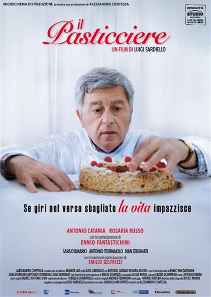 IL PASTICCERE (DVD)