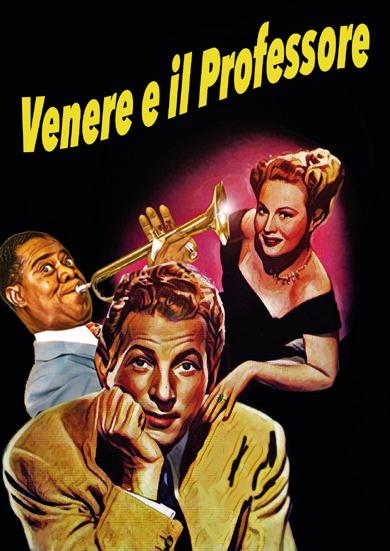 VENERE E IL PROFESSORE (DVD)