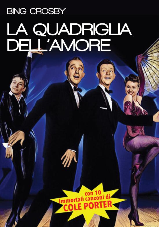 LA QUADRIGLIA DELL'AMORE (DVD)