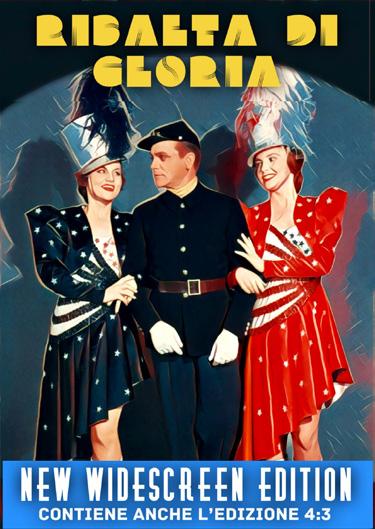 RIBALTA DI GLORIA (DVD)