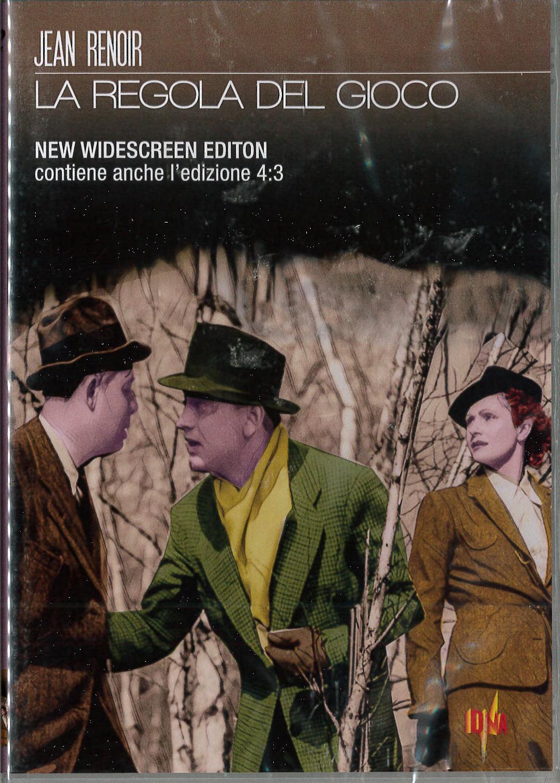 LA REGOLA DEL GIOCO (DVD)