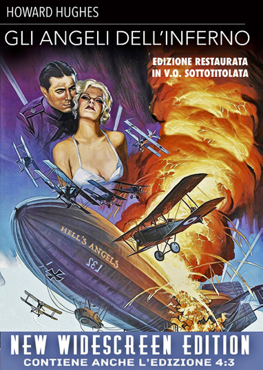 GLI ANGELI DELL'INFERNO (LINGUA ORIGINALE) (DVD)