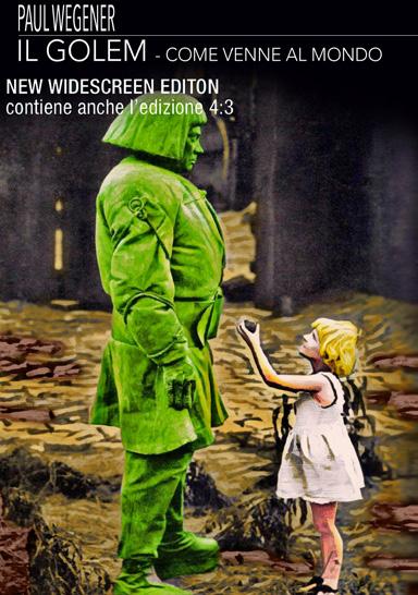 IL GOLEM - COME VENNE AL MONDO (DVD)