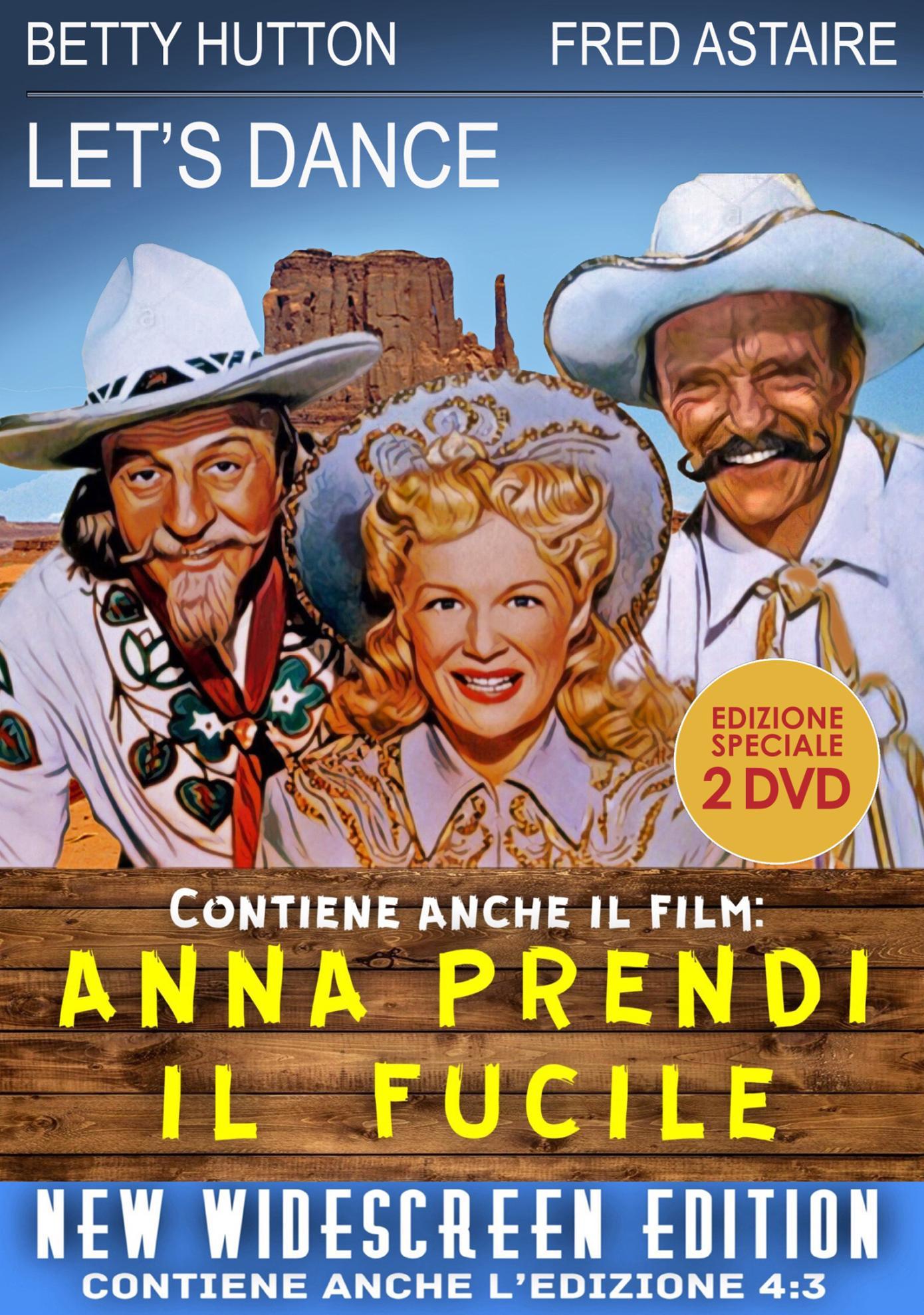 LET'S DANCE / ANNA PRENDI IL FUCILE (2 DVD) (DVD)