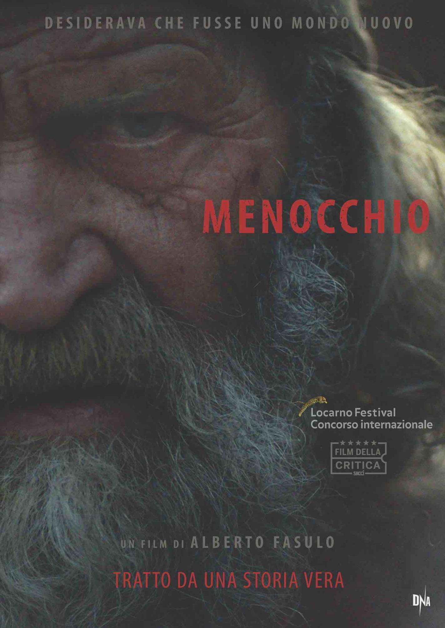 MENOCCHIO (DVD+BOOKLET) (DVD)