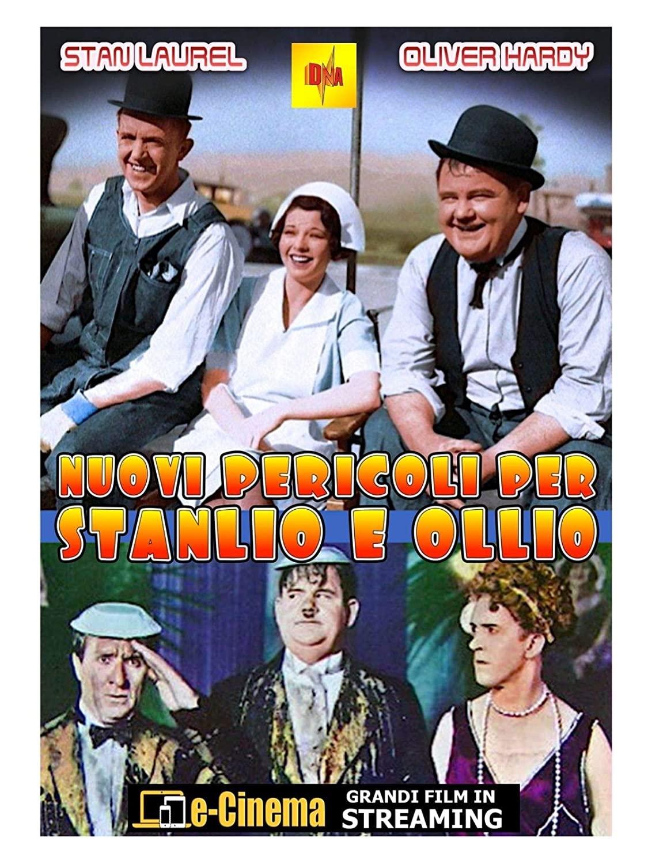 I NUOVI PERICOLI DI STANLIO E OLLIO / EMOZIONI E RISATE (DVD)