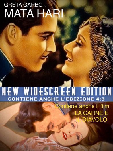 MATA HARI / LA CARNE E IL DIAVOLO (DVD)