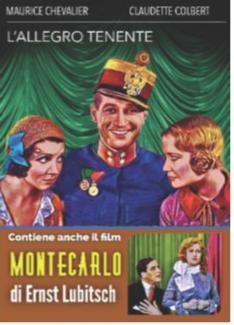 L'ALLEGRO TENENTE / MONTECARLO (DVD)