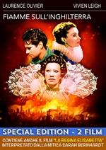 FIAMME SULL'INGHILTERRA / LA REGINA ELISABETTA (DVD)