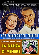BROADWAY MELODY OF 1940 / LA DANZA DI VENERE (DVD)