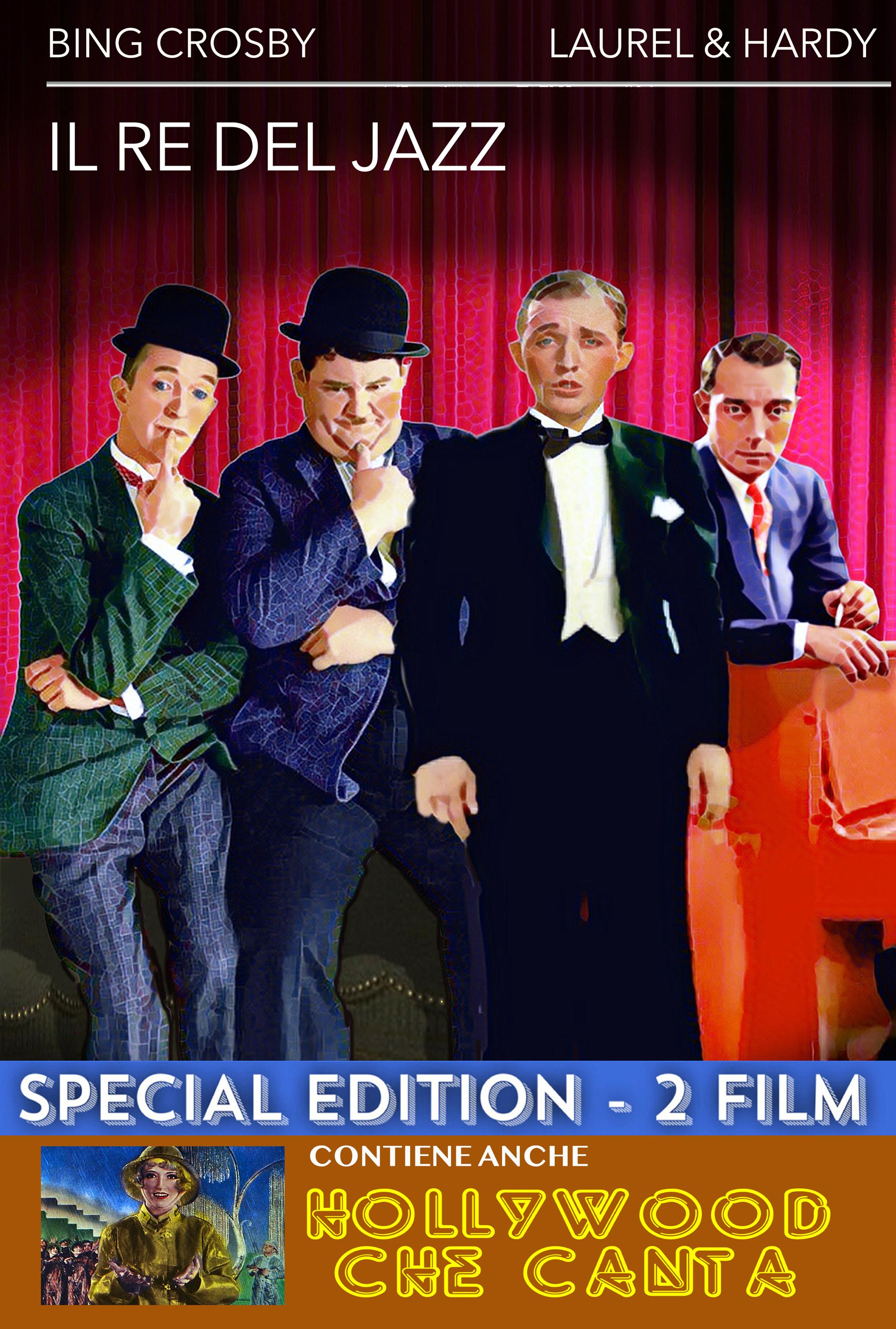 IL RE DEL JAZZ / HOLLYWOOD CHE CANTA (DVD)