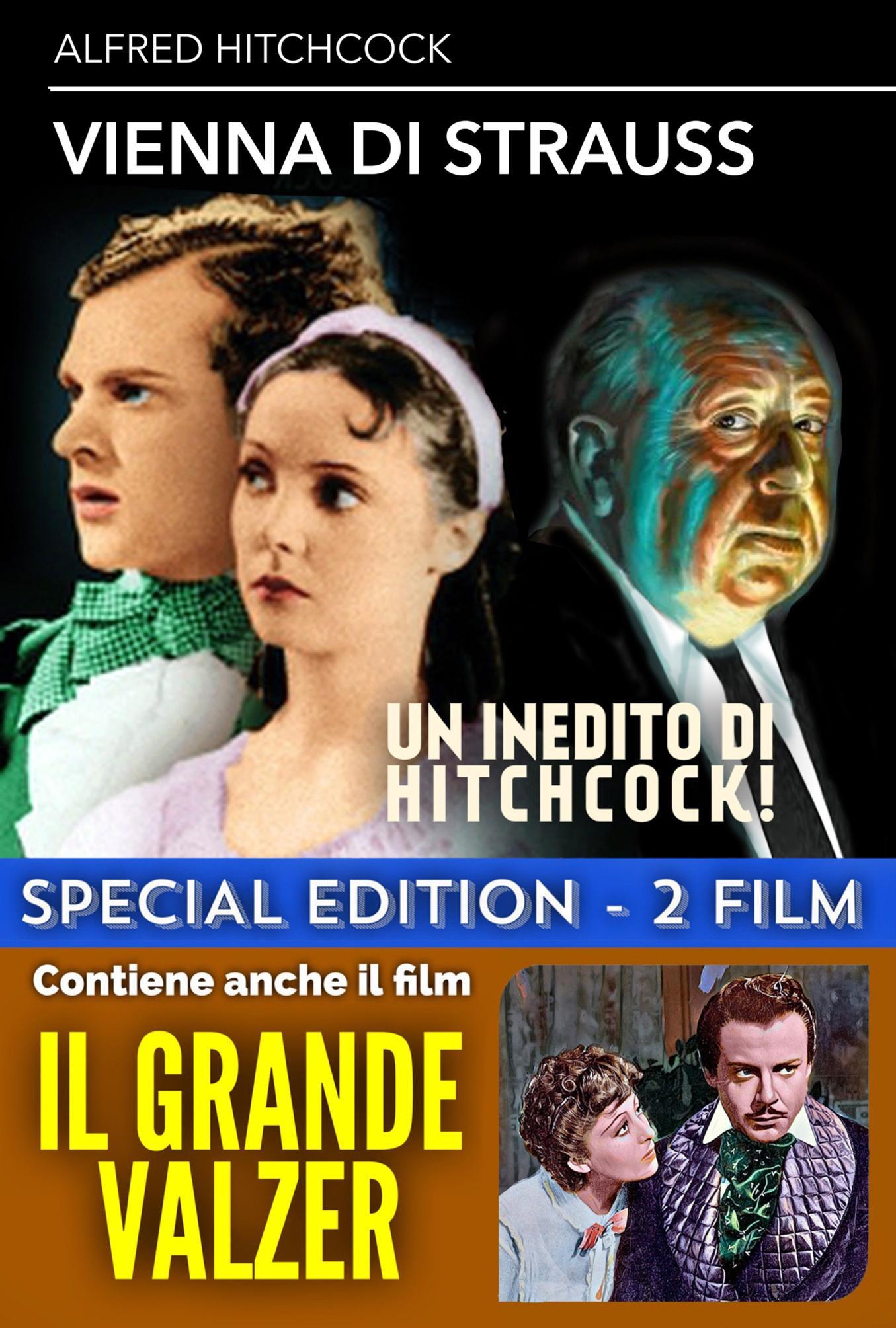 VIENNA DI STRAUSS / IL GRANDE VALZER (DVD)