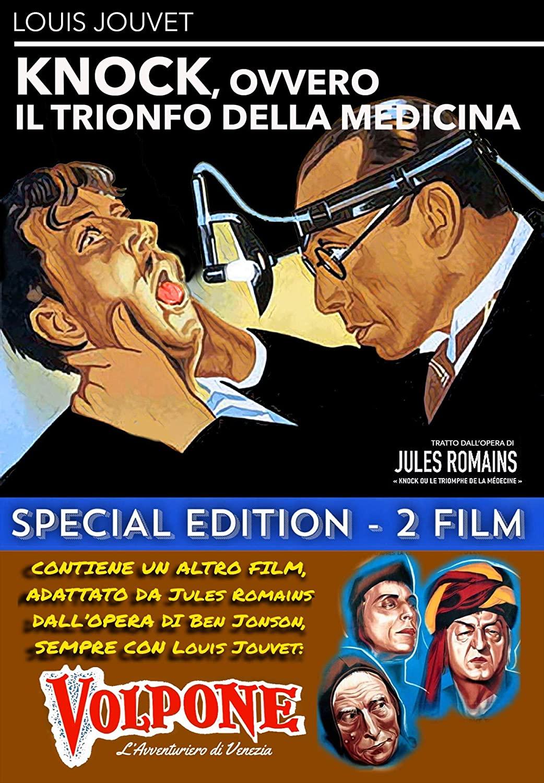 KNOCK OVVERO IL TRIONFO DELLA MEDICINA / VOLPONE (DVD)