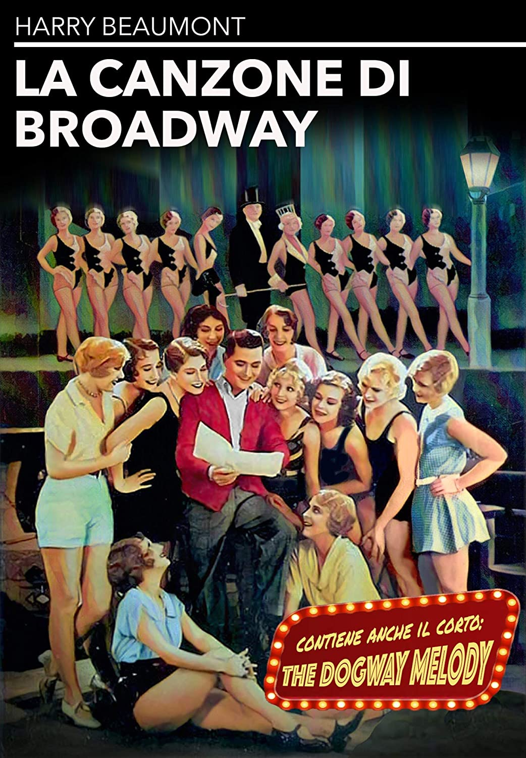 LA CANZONE DI BROADWAY / THE DOGWAY MELODY (DVD)