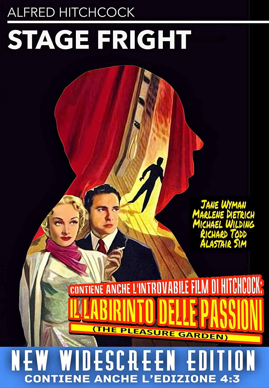 STAGE FRIGHT / IL LABIRINTO DELLE PASSIONI (DVD)
