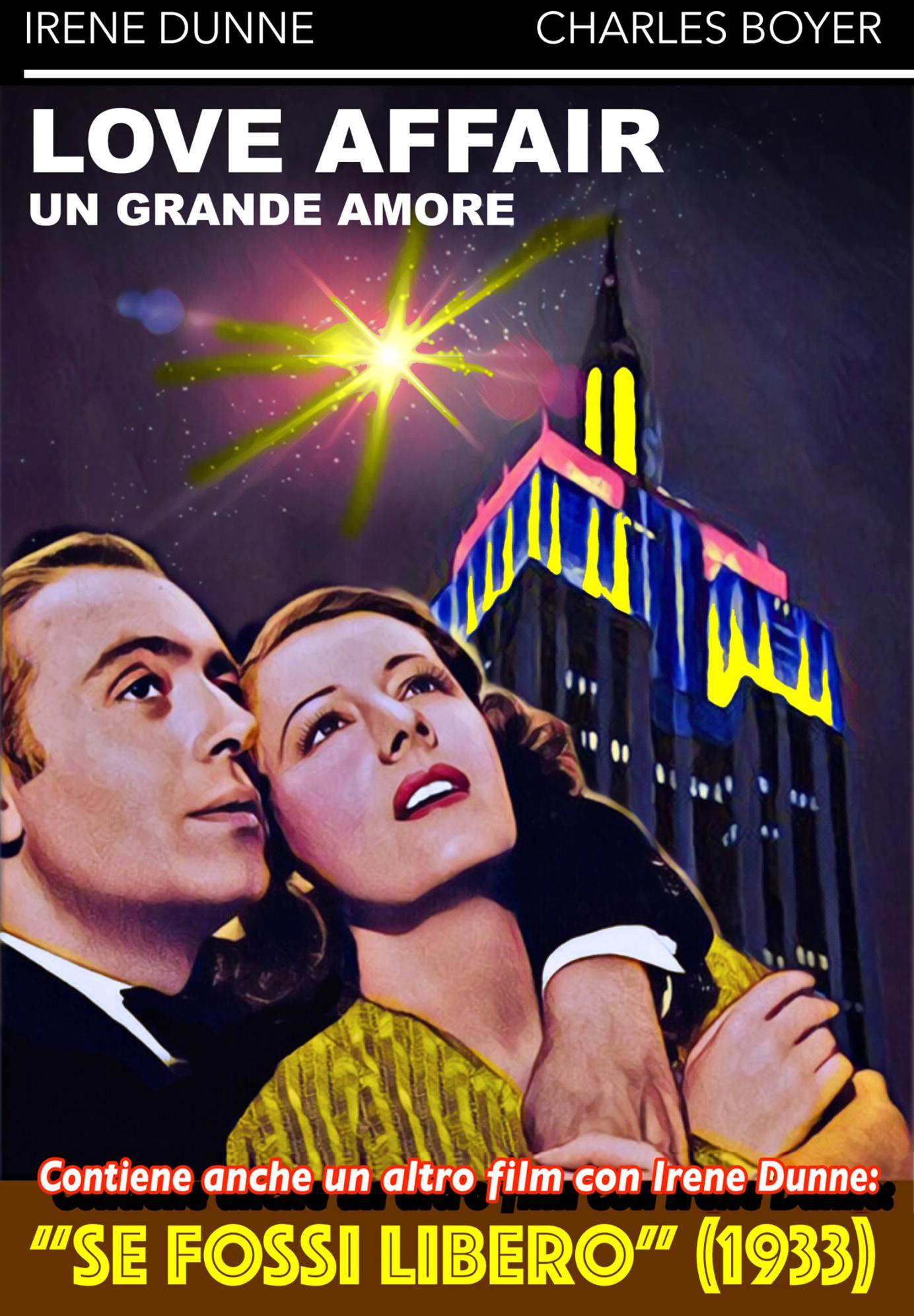 LOVE AFFAIR - UN GRANDE AMORE / SE FOSSI LIBERO (DVD)