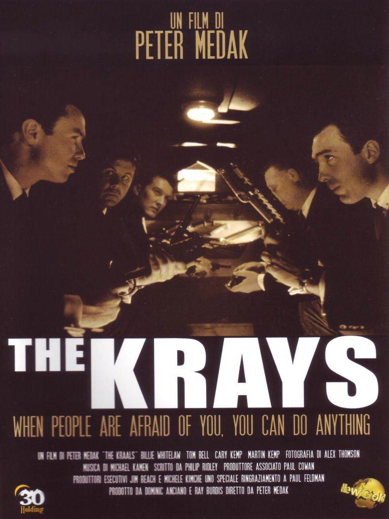 THE KRAYS - I CORVI (DVD)