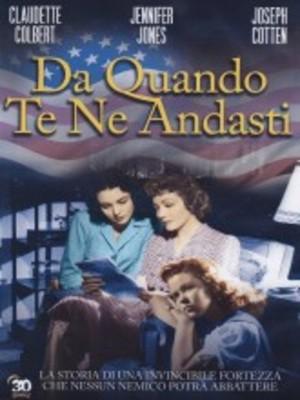 DA QUANDO TE NE ANDASTI (DVD)