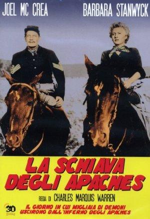 LA SCHIAVA DEGLI APACHES (DVD)