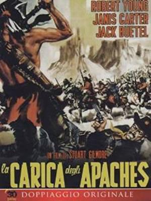 LA CARICA DEGLI APACHES (DNA) (DVD)