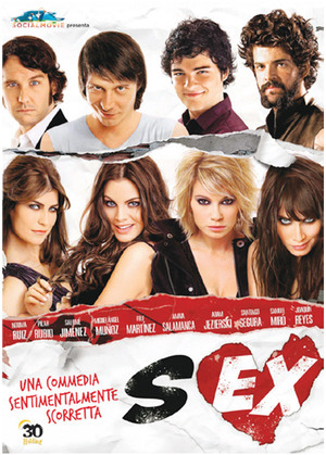 SEX - UNA COMMEDIA SENTIMENTALMENTE SCORRETTA (DVD)