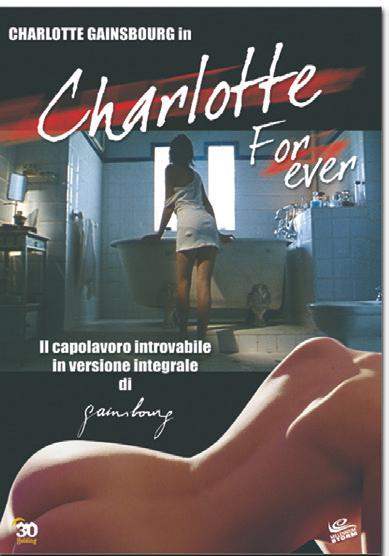 CHARLOTTE FOREVER (DVD)