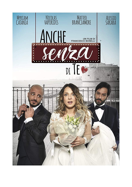 ANCHE SENZA DI TE (DVD)