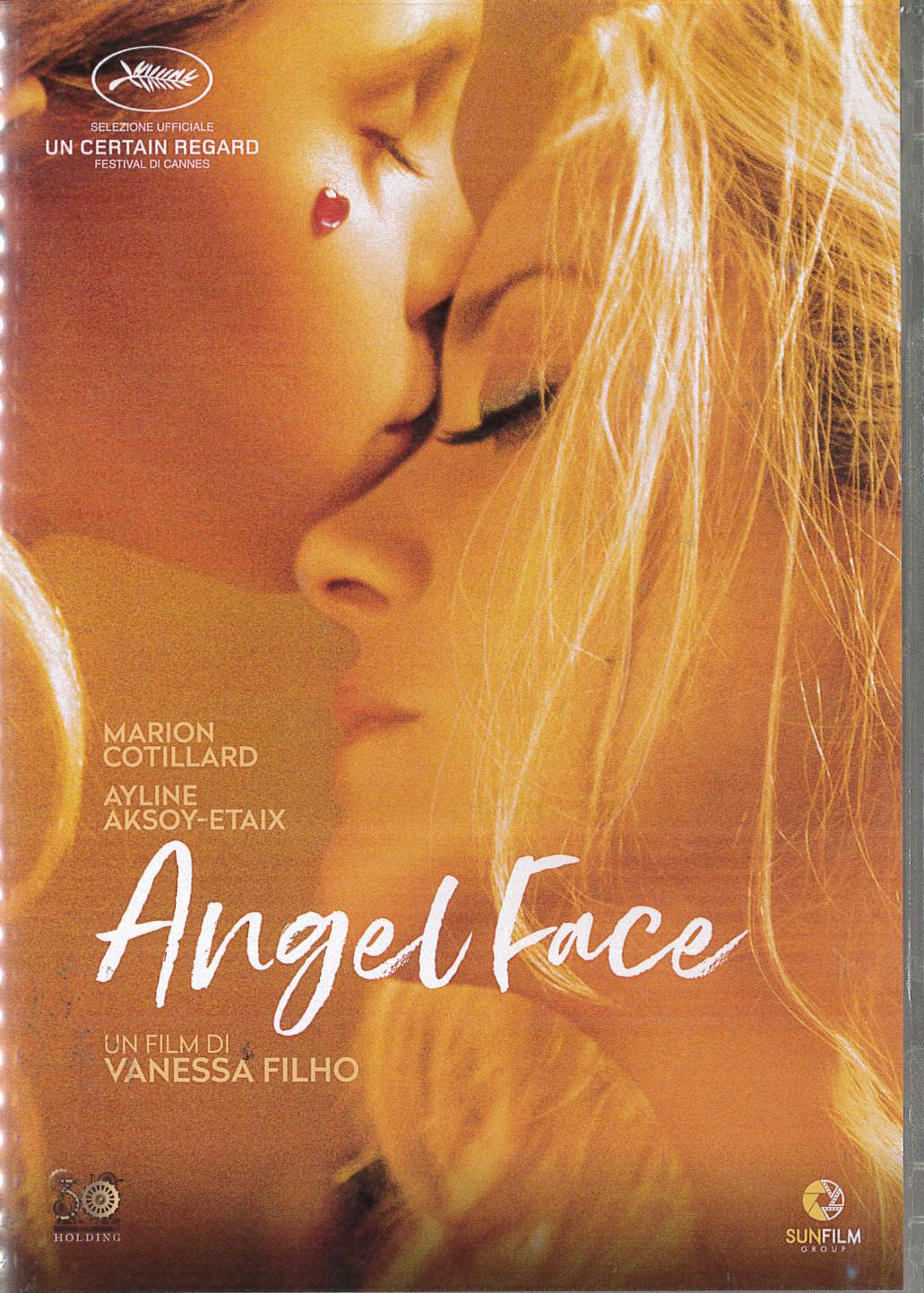 ANGEL FACE (DVD)