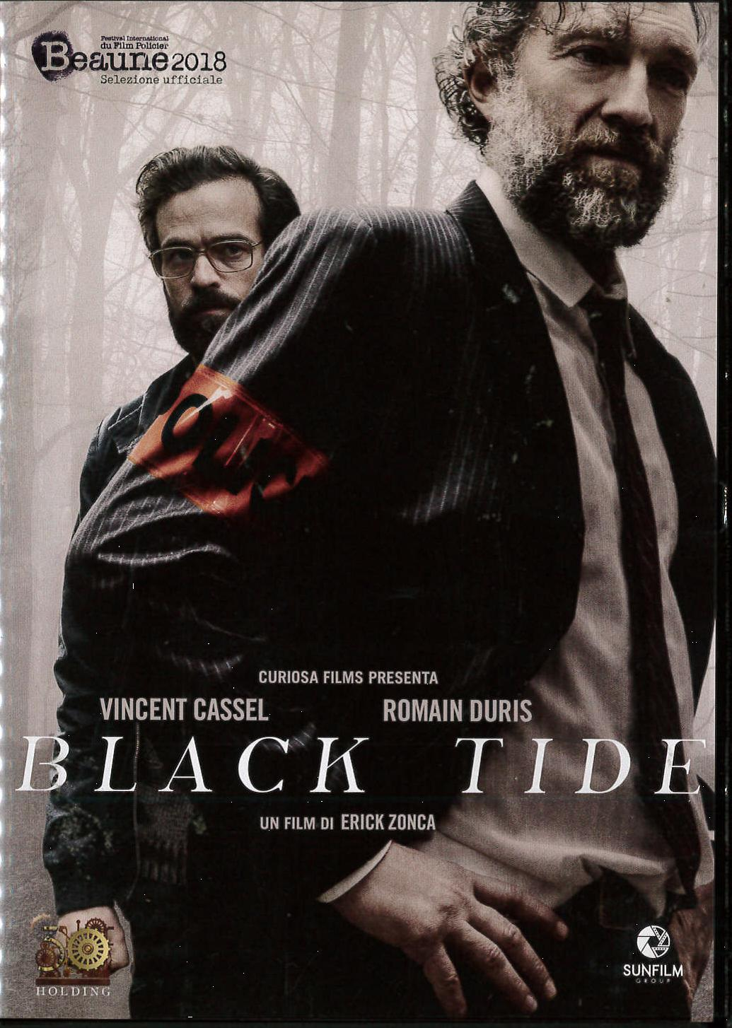 BLACK TIDE (DVD)